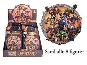 World of Warcraft mini figurer