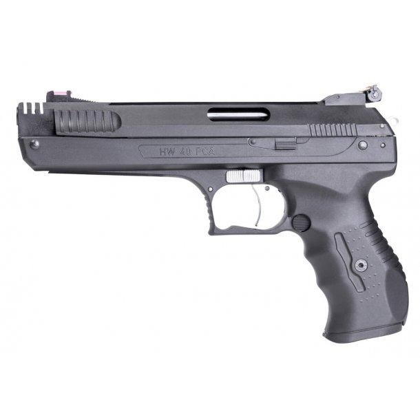 Weihrauch HW 40, Luftpistol, 4,5 mm