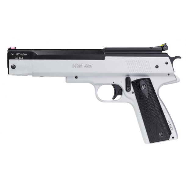 Weihrauch HW 45 STL, Luftpistol, 4,5 mm