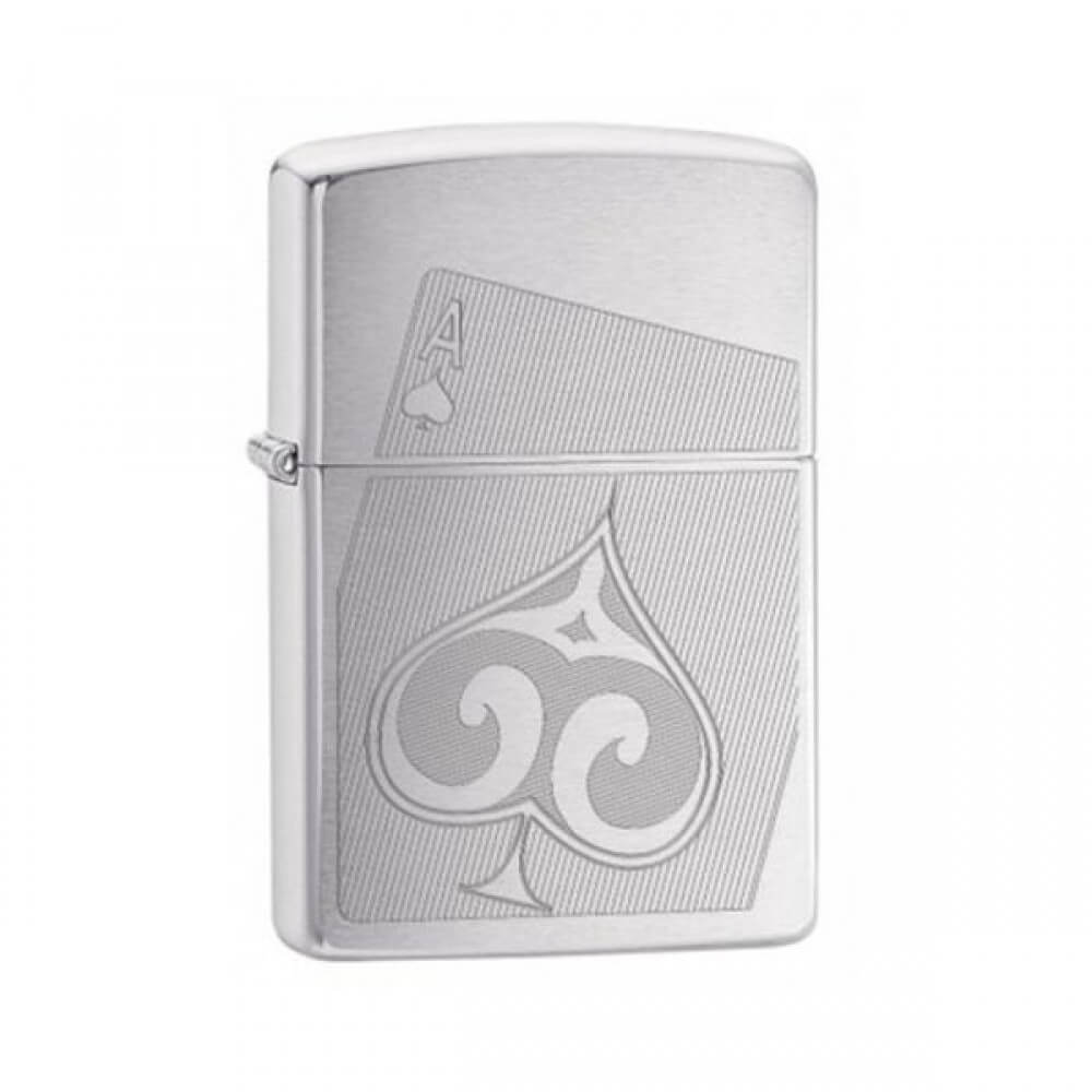 Zippo Price Fighter Ace of Spades, Lighter