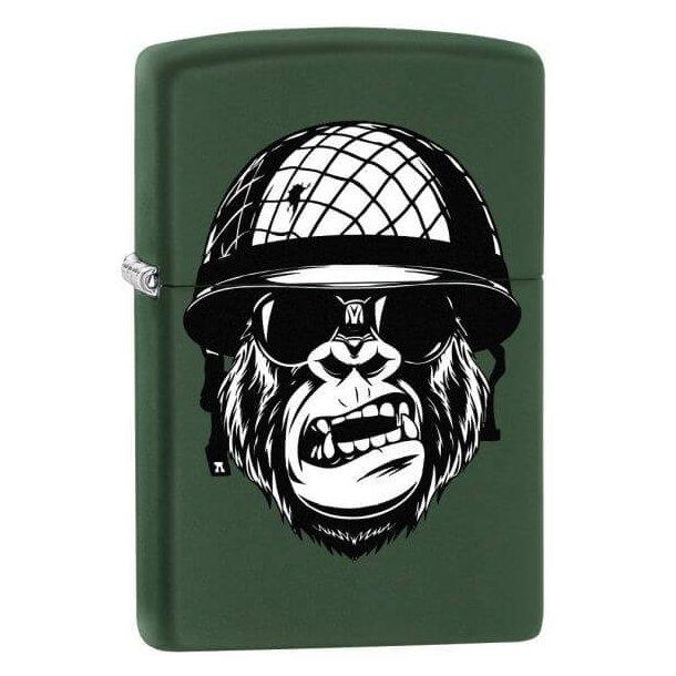 Zippo Crazy Monkey, Lighter