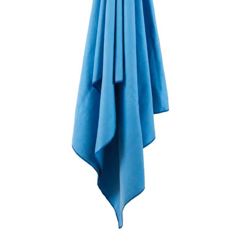 Lifeventure SoftFiber Advance Håndklæde, Blå