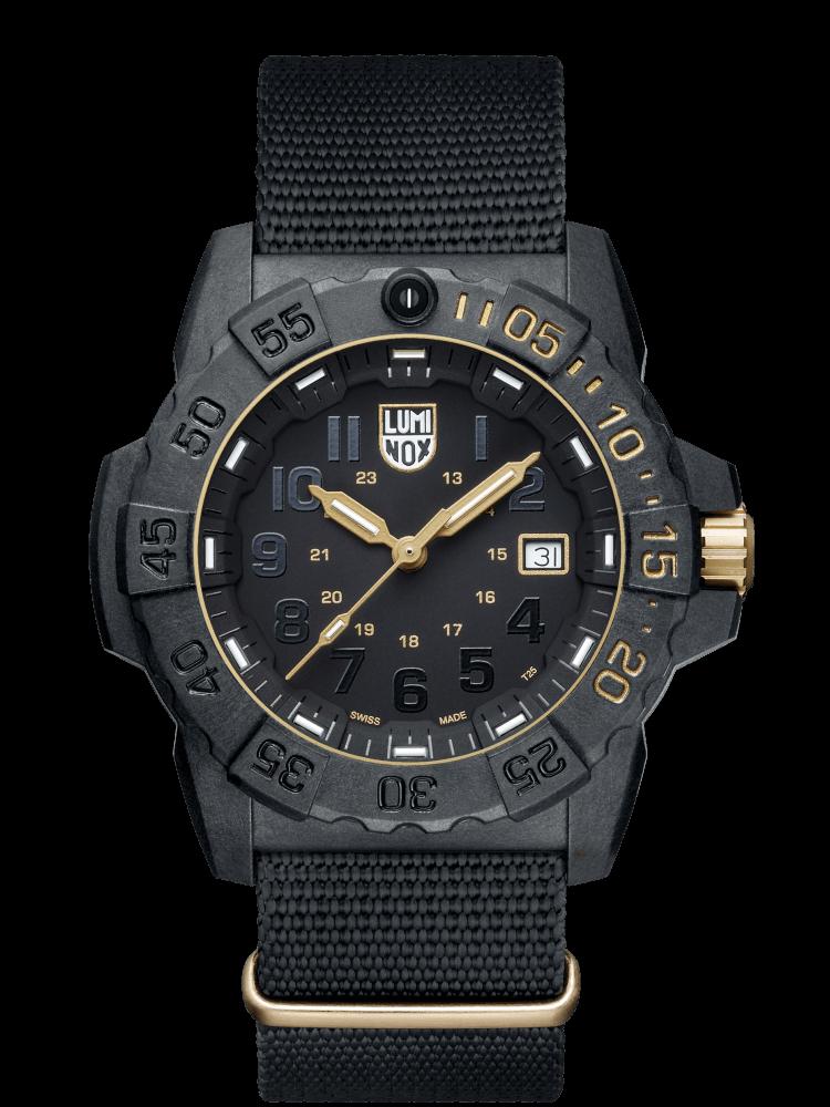 Luminox Navy Seal 3051 Guld, Limited Edition
