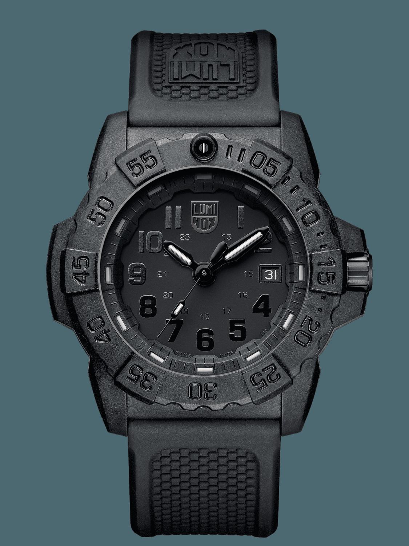Luminox Navy Seal 3501 Black Ops