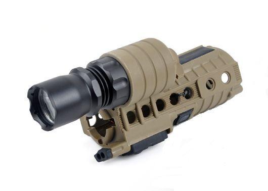 Lygte M500A til M4, TAN