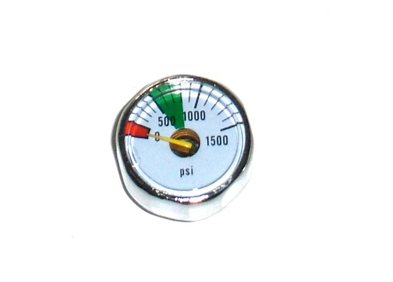 Manometer 0-1500 PSI