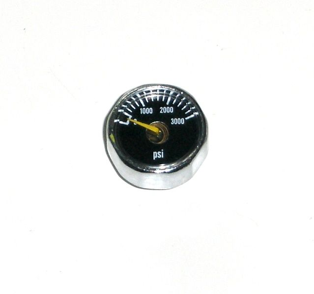 Manometer 0-3000 PSI