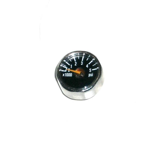 Manometer 0-5000 PSI