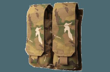 Blackhawk! M4/M16 Double Pouch, Multicam