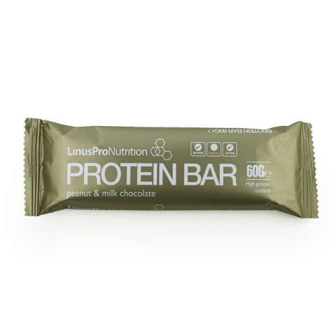 LinusPro ProteinBar, Peanuts