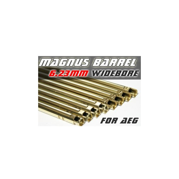 6,23 mm, 500 mm Magnus Wide Bore