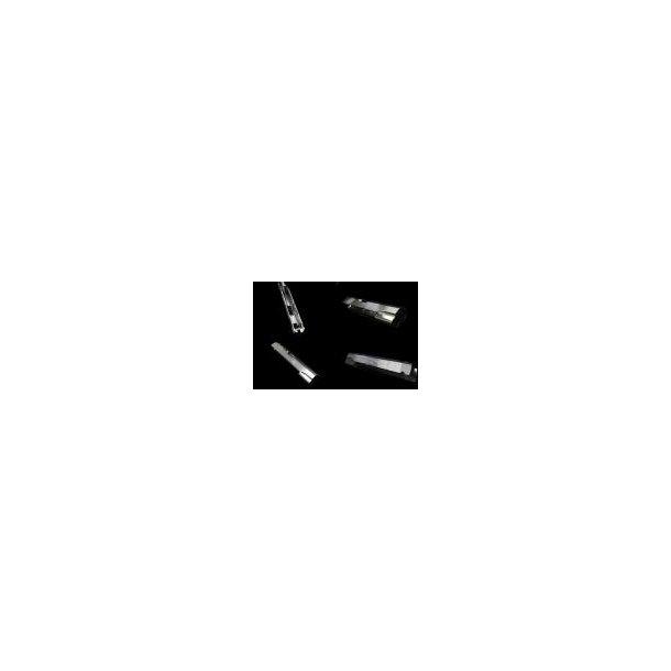 CNC STAINLESS Slide Hi-Capa 5.1, sølv