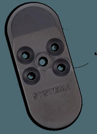 Billede af Systema PTW Grip End Plate